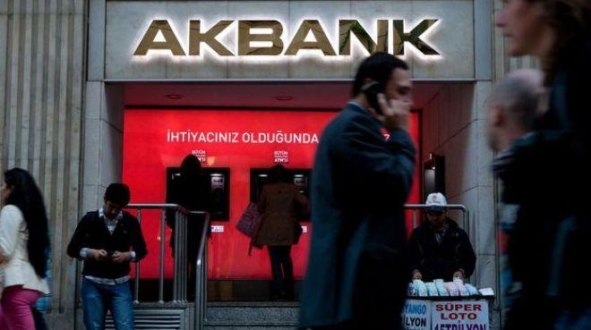 Akbank`ın ilk çeyrek net karı açıklandı