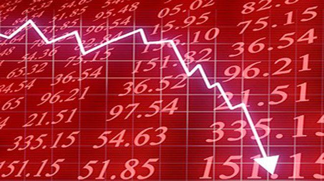 Borsa haftanın ilk gününü düşüşle tamamladı
