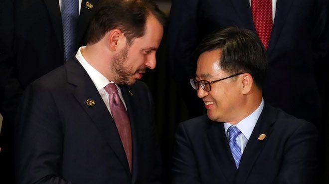 Bakan Albayrak, G20 toplantısını değerlendirdi