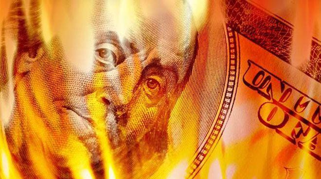 ABD 1 trilyon doları yakıyor!