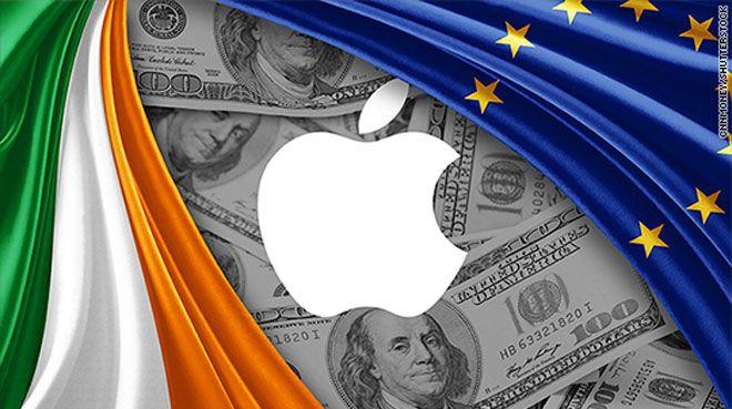 Apple, 15 milyar dolarlık cezayı ödedi