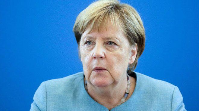 Merkel`den Türkiye açıklaması