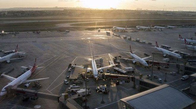 Sivil havacılıkta ciro 110 milyar liraya ulaştı