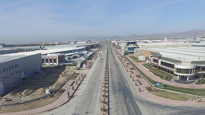 Konya OSB`de 5 yılda 109 fabrika açıldı