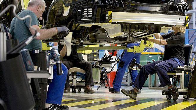 Otomobil, Almanya`nın en önemli ihracat malı olmaya devam ediyor