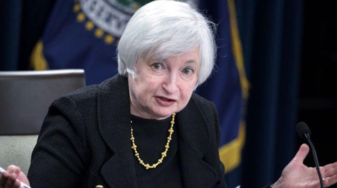 Yellen: Trump`ın yorumları Fed`in icraatlarını değiştirmez