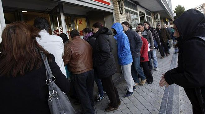 İspanya`da işsizlik rakamları 2019`a kötü başlangıç yaptı