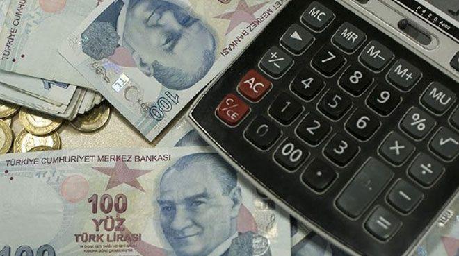 Hazine alacakları 19 milyar lira