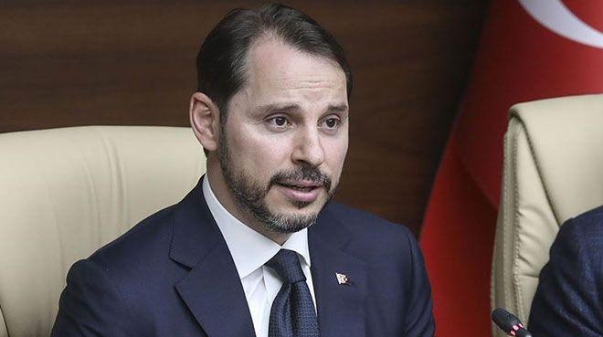 Bakan Albayrak: Yeni rekorlara imza atıyor