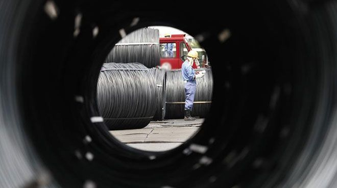 Tokyo Steel mayıs ayı için fiyatları sabit tuttu