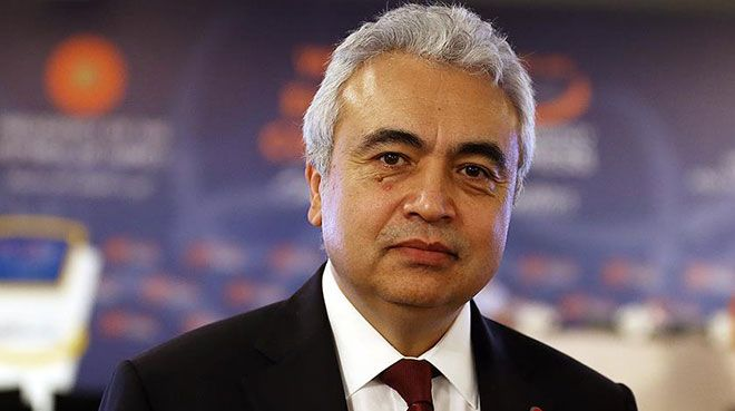 IEA Başkanı Fatih Birol`dan petrol açıklaması