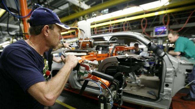 ABD`de sanayi üretimi beklentinin altında geldi