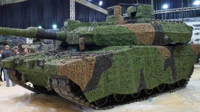 Altay Tankı ihalesi 3 aya tamam