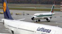 Lufthansa, Alitalia için 500 milyon euro teklif etti
