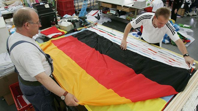 Almanya`da iş dünyası güveni düştü
