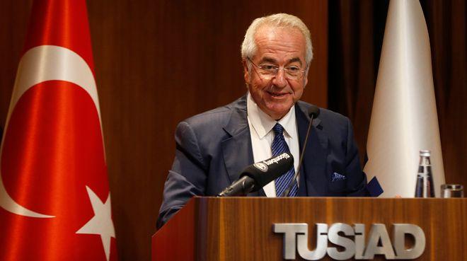 TÜSİAD Başkanı: Yüksek kalitede üretime geçmemiz gerekiyor