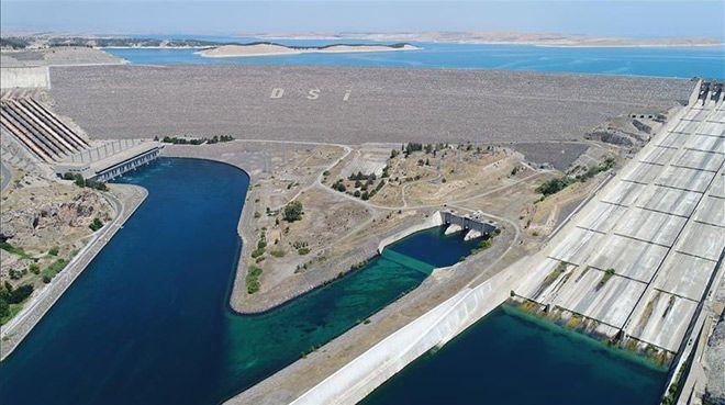 Avrupa`nın en yüksek barajından ekonomiye |||dev||| katkı