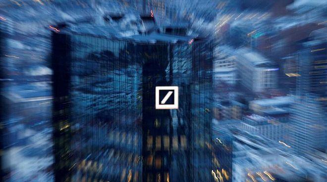 Deutsche Bank`ın ilk çeyrek karı 201 milyon avro