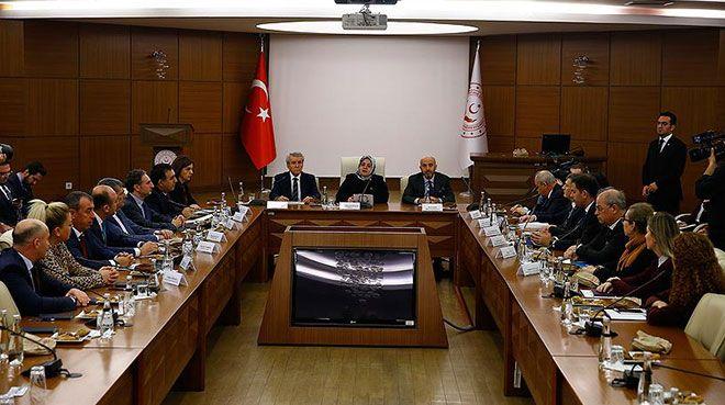Asgari Ücret Komisyonu`nun ikinci toplantısı yarın