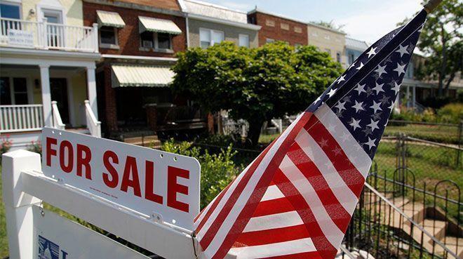 ABD`de konut satışları nisan ayında düştü