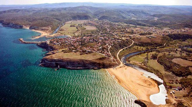TürkAkım`da kıyı geçişi çalışmalarına başlandı
