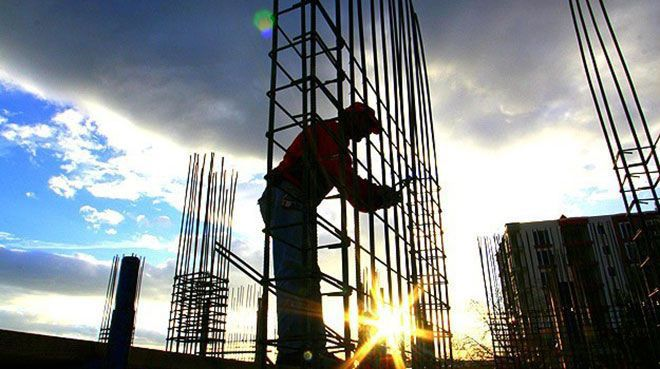 25 bin futbol sahası genişliğinde inşaat yapıldı