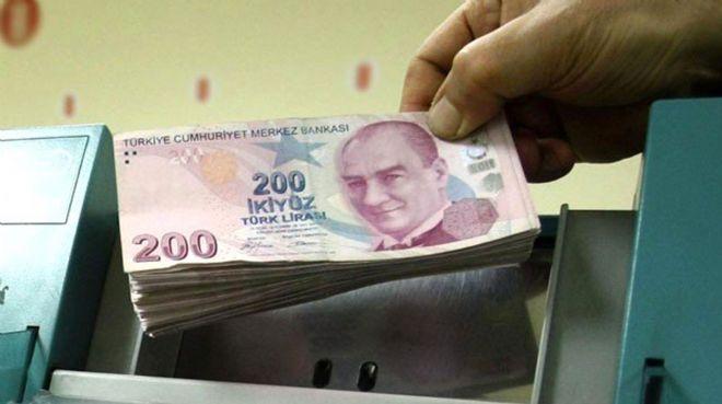 Merkezi yönetim brüt borç stoku 921,1 milyar lira oldu