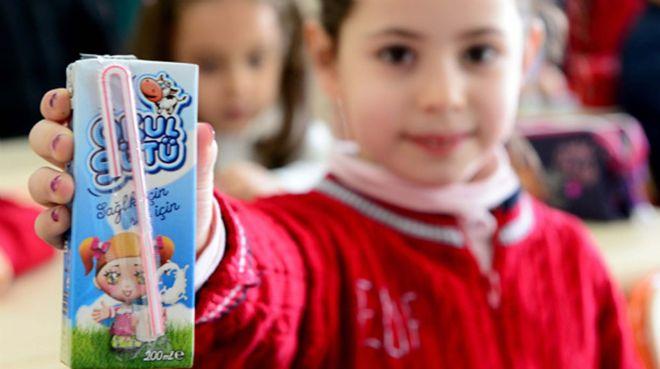 `Okul Sütü`nde ihale tarihi belli oldu
