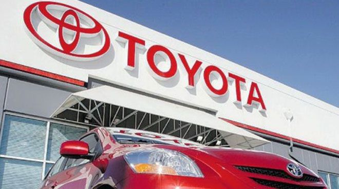 Toyota, Japonya'daki üretimini durduruyor