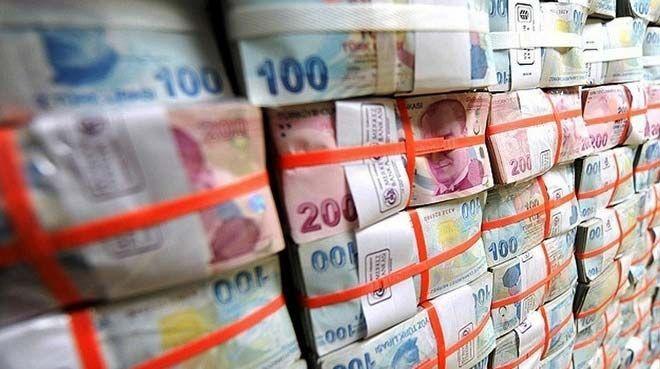 Merkezi yönetim brüt borç stoku 842,5 milyar lira