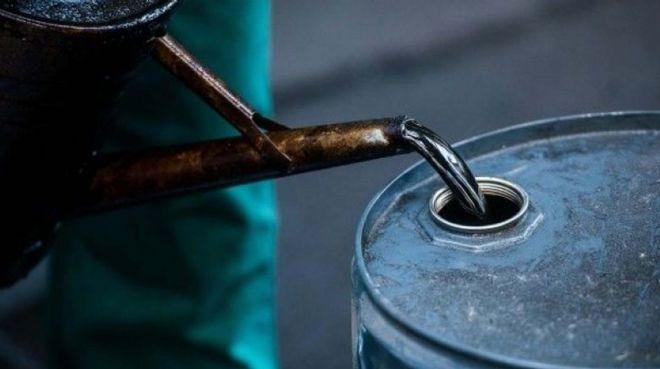 Petrolün varili 72,87 dolar