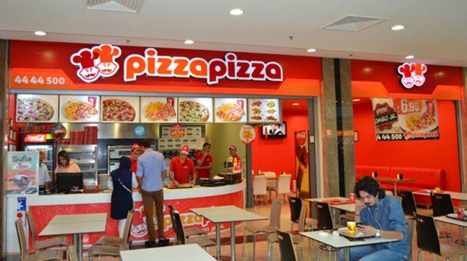 Rekabet Kurulu`ndan Pizza Pizza`nın satışına onay