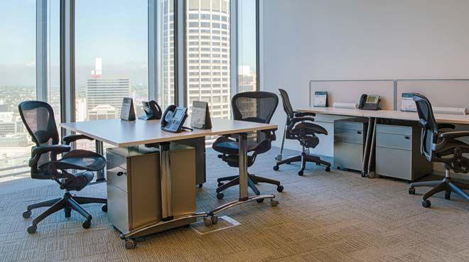 Düşen kiralar ofis piyasasını hareketlendirdi