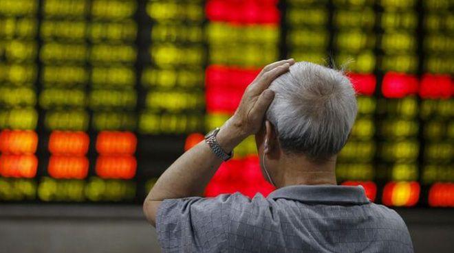 Çin hisseleri 7 ayın düşüğünü gördü