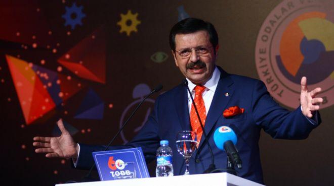 Rifat Hisarcıklıoğlu`ndan `Afrin` açıklaması
