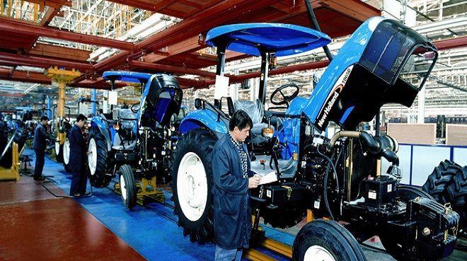 İhraç edilen traktörlerin yüzde 87`si TürkTraktör`den