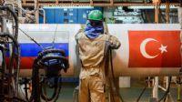 TürkAkım`da doğalgaz alım terminalinin inşaatına başlandı