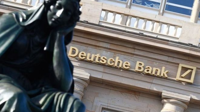 Deutsche Bank 10 milyar euro eridi